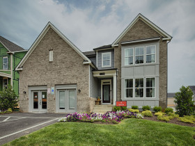 Exterior view of the Sutton Model Home