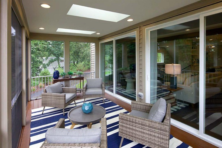 Wildwood Screened Porch