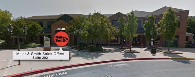 Eden Brook Temporary Sales Center