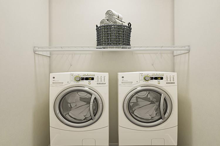 Laundry - Gabrielle - Townes at One Loudoun